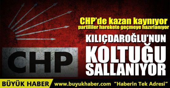 Kılıçdaroğlu'nun koltuğu sallanıyor
