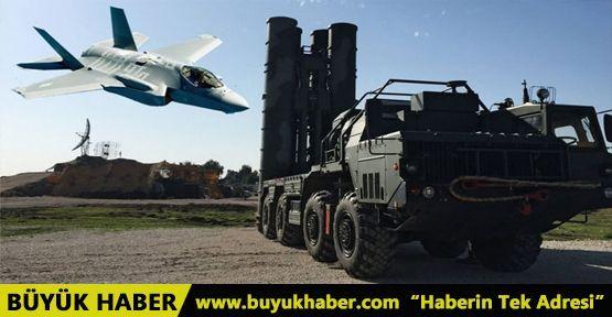 'Komisyon S-400'ün Türk ordusunun elindeki F-35 için hiçbir tehdit oluşturmadığını söyleyecek'