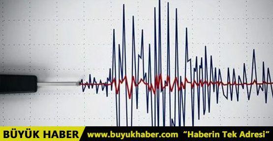 Malatyada 3.3 büyüklüğünde deprem
