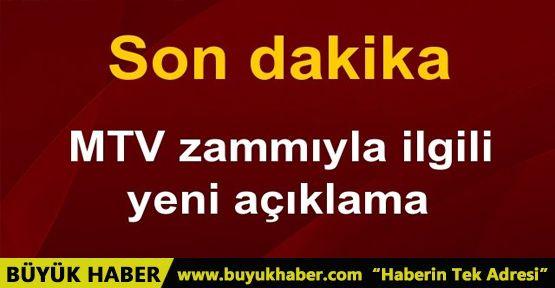 Mehmet Şimşek'ten MTV zammı açıklaması: Yanlış anlaşıldı