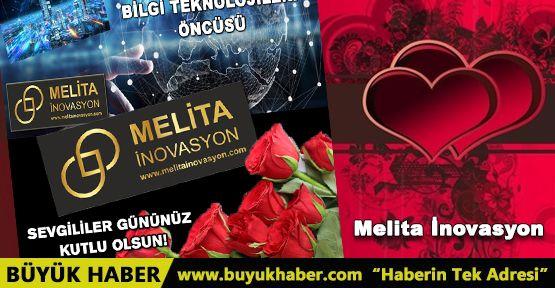 Melita İnovasyon Sevgililer Gününü Kutlar