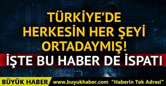 Milyonlarca Türk vatandaşının numarası bir tıkla önünüzde