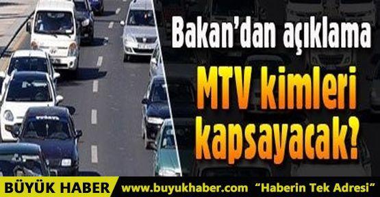MTV zammıyla ilgili Bakan Ağbal'dan flaş açıklama
