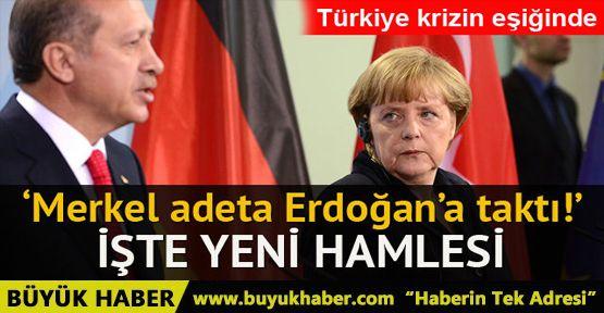 Murat Yetkin: Merkel adeta Erdoğan'a taktı!