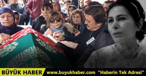 Nuray Hafiftaş son yolculuğuna uğurlandı