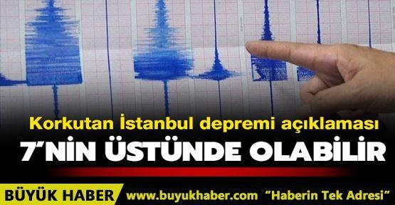 ODTÜ'den korkutan İstanbul depremi açıklaması '7'nin üstünde olabilir'