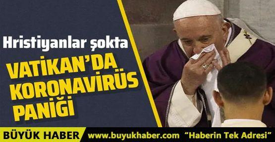 Papa'nın da Koronovirüse yakalandığı iddia edildi