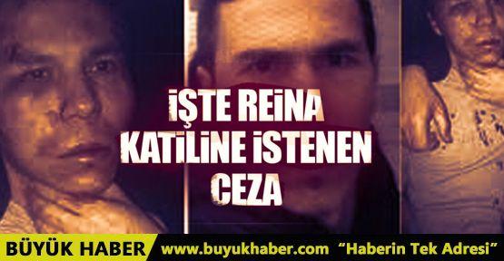 Reina katiline 40 kez ağır müebbet