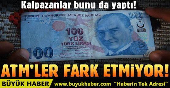 Saç spreyiyle paraları eskiten çeteye İstanbul merkezli 6 ilde operasyon