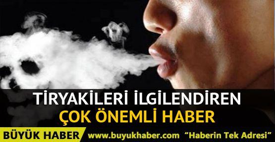 Sarma sigara uyarısı