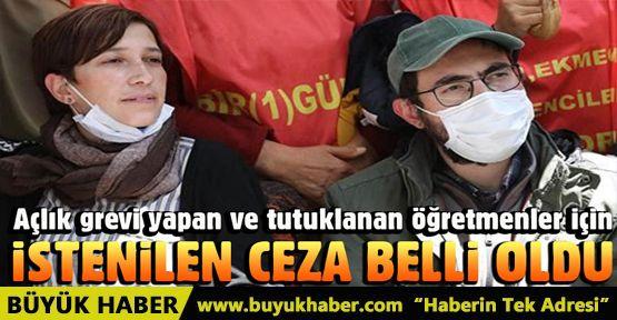 Semih Özakça ve Nuriye Gülmen hakkında 20 yıla kadar hapis istemi
