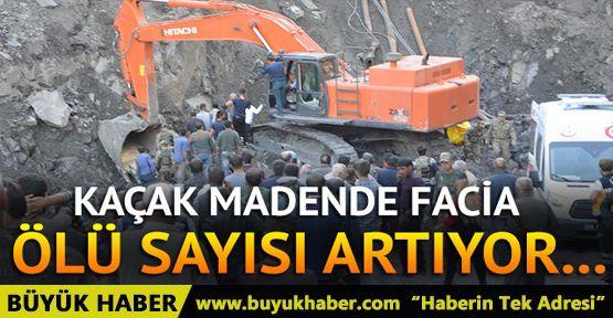 Şırnak'ta kömür ocağında göçük: 6 işçi hayatını kaybetti