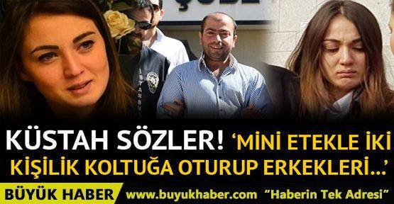 Tekmeci saldırganın avukatından olay dilekçe!