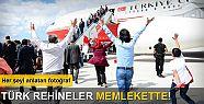 49 Türk rehine serbest