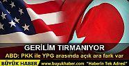 ABD: PKK ile YPG arasında açık fark var