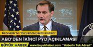 ABD: 'PYD politikamızda hiçbir değişiklik...