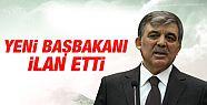 Abdullah Gül'den veda resepsiyonunda önemli...