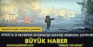Adana'da faciadan dönüldü