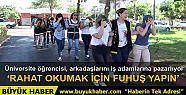 Adana'da üniversiteli öğrencilere fuhuş...