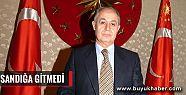 Ahmet Necdet Sezer sandığa gitmedi