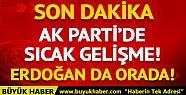 AK Parti, 24 haziran seçimi için toplandı