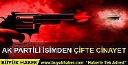 AK Partili eski belediye başkanı Mehmet...