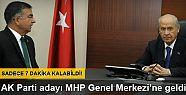 AK Parti'nin Meclis Başkanı Adayı Yılmaz'dan...