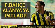 Alanyaspor 1-4 Fenerbahçe (Maçın geniş...
