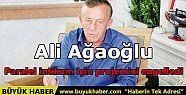 Ali Ağaoğlu: Paralel intikam için projemizi...