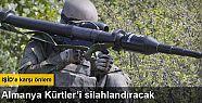 Almanya Kürtler'i silahlandıracak