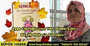 Ayşe Ciplioğlu'nun Yeni Kitabı Çıktı...