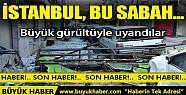 Bakırköy'de patlama: 1 yaralı