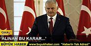 Başbakan Yıldırım: OHAL devlet mekanizmalarının...