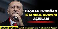 Başkan Erdoğan: Adayımız Binali Bey