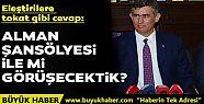 Başkan Erdoğan ile görüşen Feyzioğlu'ndan...