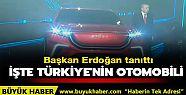 Başkan Erdoğan tanıttı! İşte Türkiye'nin...