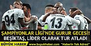 Beşiktaş 1 - 1 Porto