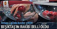 Beşiktaş'ın Avrupa Ligi'ndeki rakibi...