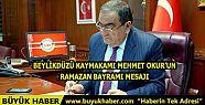 BEYLİKDÜZÜ KAYMAKAMI MEHMET OKUR'UN...