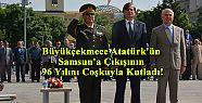 Büyükçekmece Atatürk'ün Samsun'a Çıkışının...