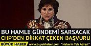 CHP, Danıştay Başkanı için Danıştay'a...