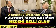 CHP'li başkan FETÖ'den tutuklanmıştı:...