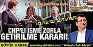 CHP'li Özlem Çerçioğlu hakkında zorla...