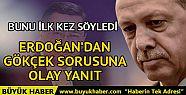 Cumhurbaşkanı Erdoğan'dan başkanlara...
