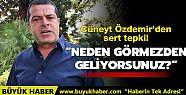 Cüneyt Özdemir'den sert tepki: Neden görmezden...