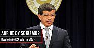 Davutoğlu ile AKP yüzde kaç oy alır?