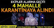 Denizli'de dört mahallede şarbon karantinası