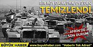Dikmetaş Köyü PYD/PKK'dan kurtarıldı