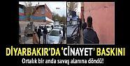 Diyarbakır'da cinayet zanlısına polis...