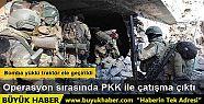 Diyarbakır'da PKK'nın bomba yüklü traktörü...
